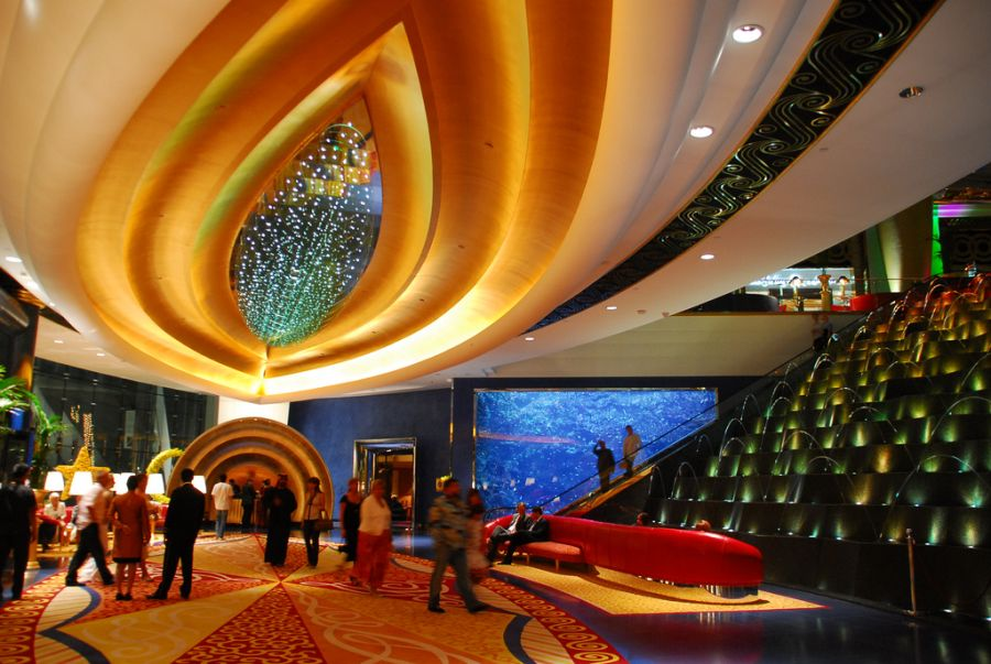 Burj Al Arab The Most Luxurious Hotel In World