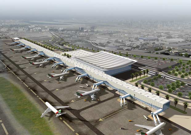 Dubai International is Middle East's leading Airport