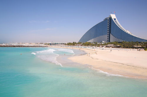 Dubai Beaches Pictures