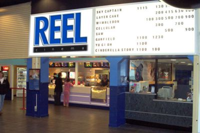 Dubai Mall Reel Cinemas