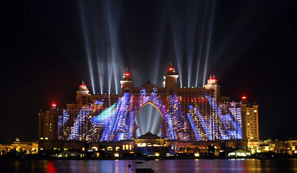 Atlantis Hotel thrown $20million party on its launch - FlashyDubai.com