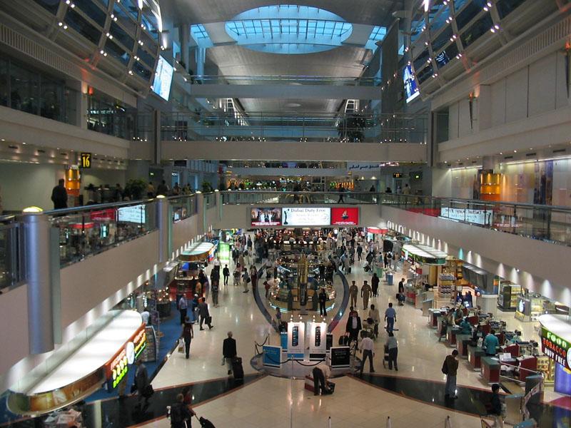 dubai international airport - 02