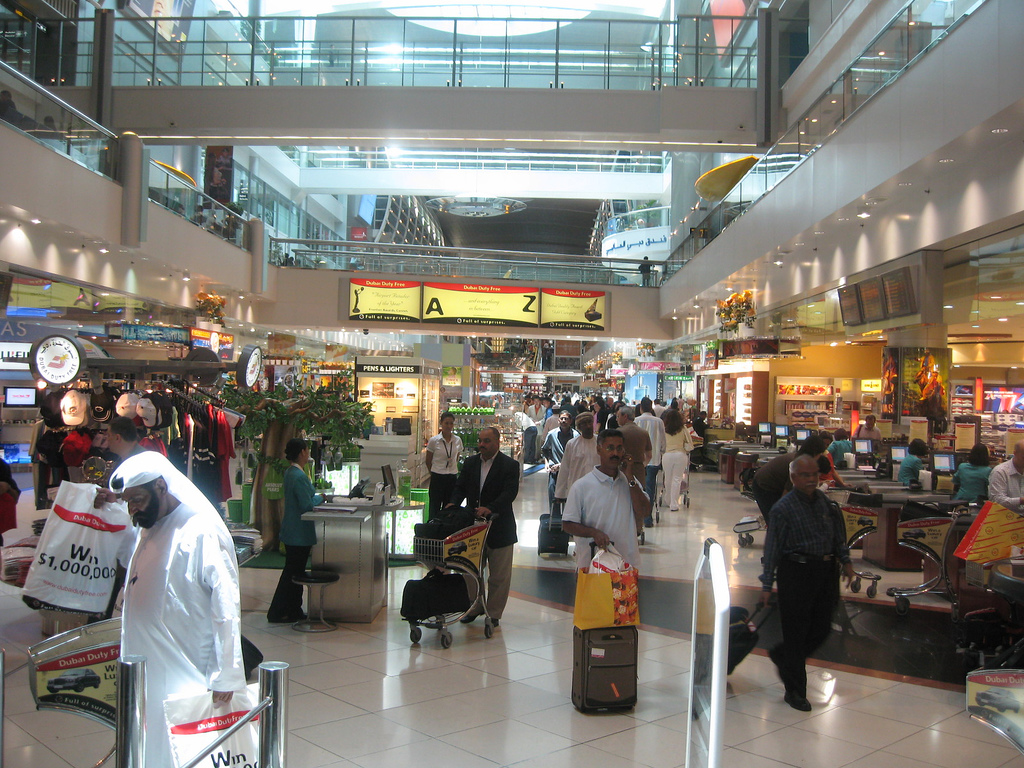 dubai international airport - 05