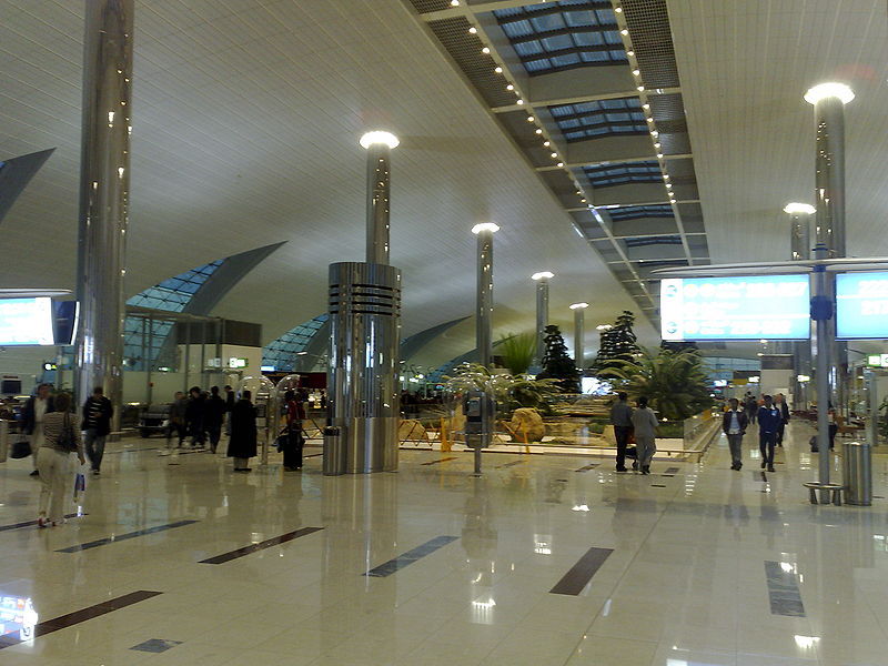 dubai international airport - 06