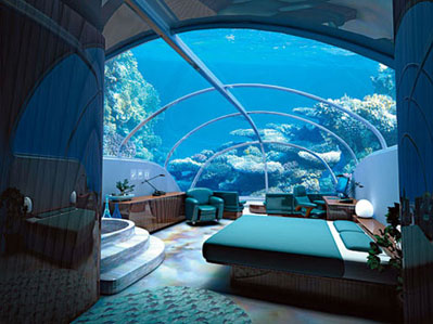 Hydropolis underwater hotel worlds first luxury underwater hotel in