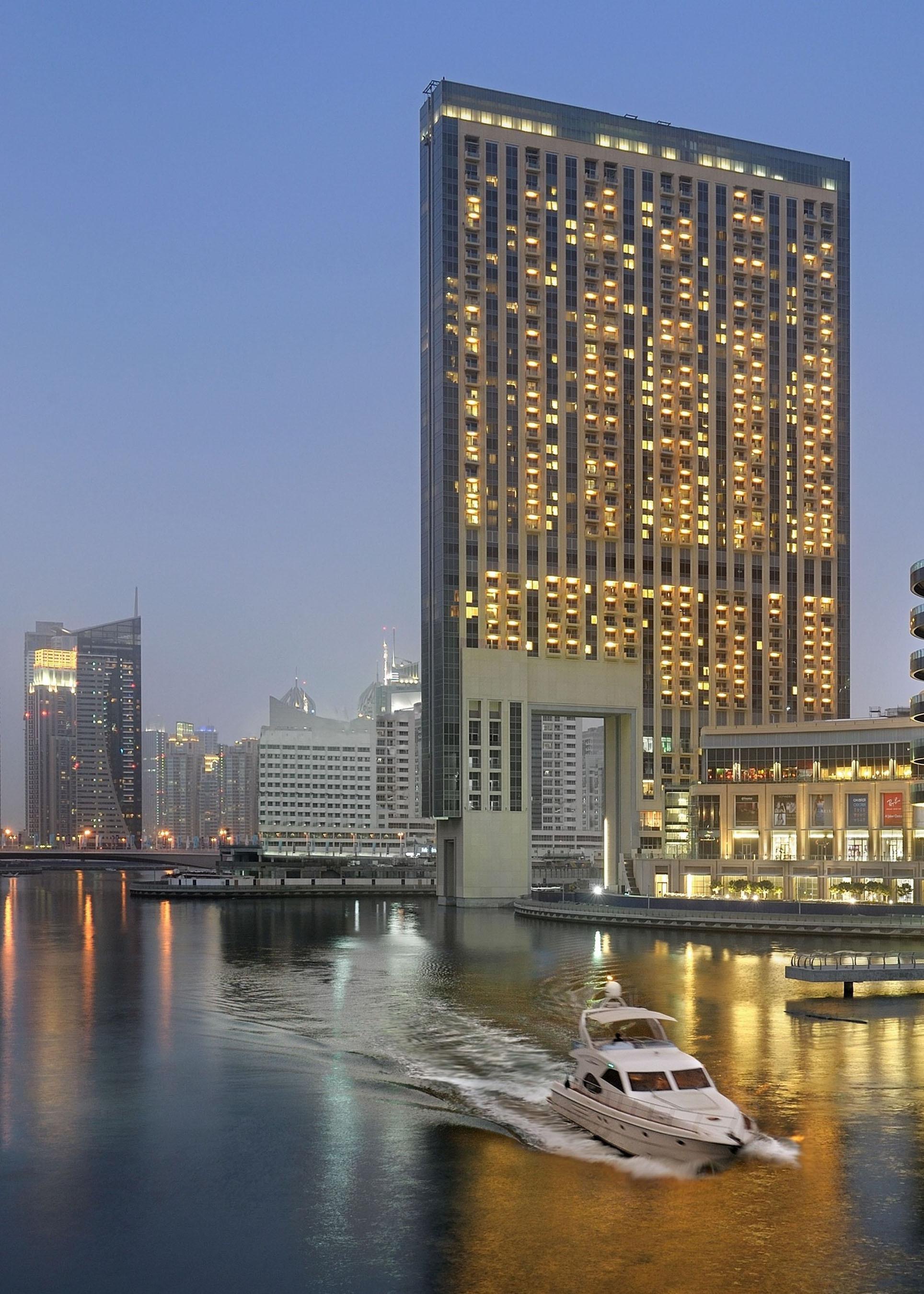 The address hotel dubai marina a hotel in a league of for The hotel dubai